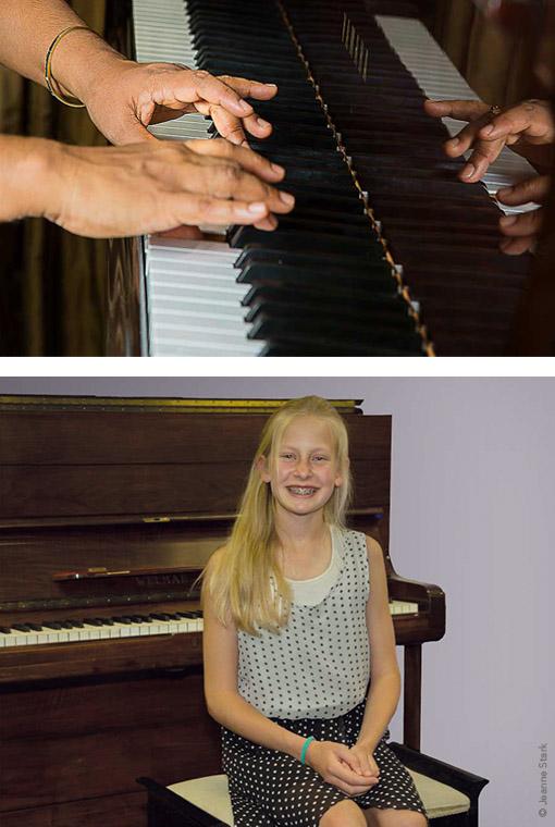 Piano Keyboard Lessons in Randburg